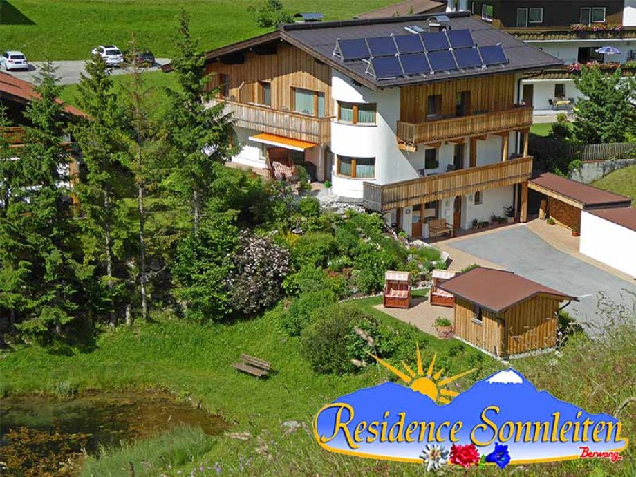 Residence Sonnleiten - summer vacation in Berwang