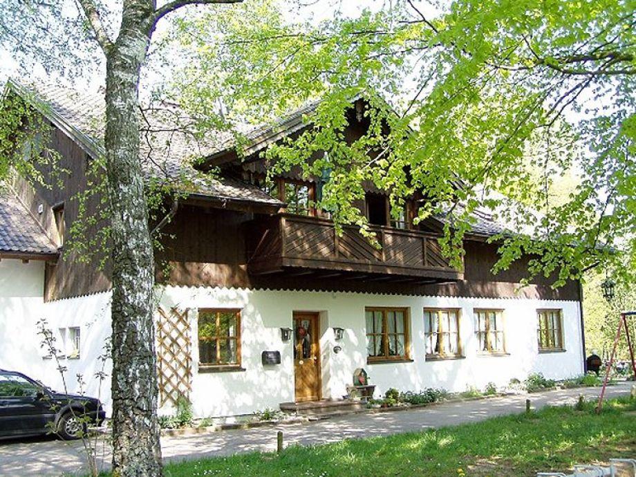 Sonnenbüchl Westseite - Ferienzimmer Brutscher