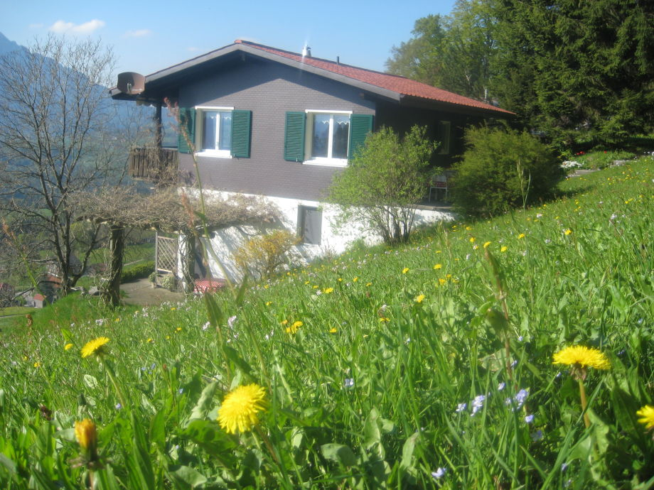 Ferienhaus Paradiesli in Kerns/Vierwaldstättersee