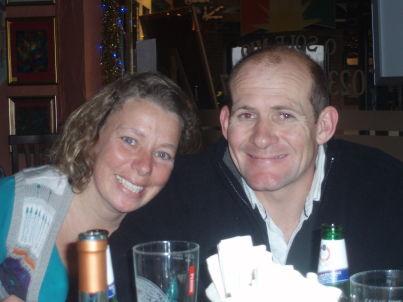 Ihr Gastgeber Stuart and Kate Nuth