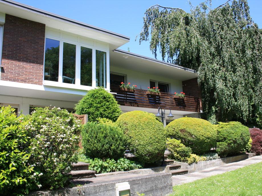 Terrassen vor Wohnung