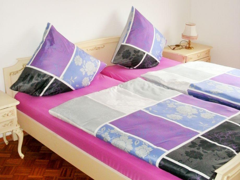 Schlafzimmer 1. OG mit Stil
