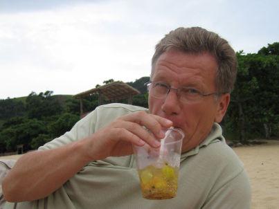Ihr Gastgeber Peter Ursenbach
