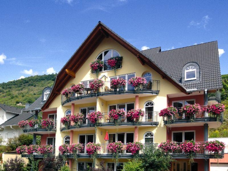 Holiday apartment Orchidea in the Villa Primavera