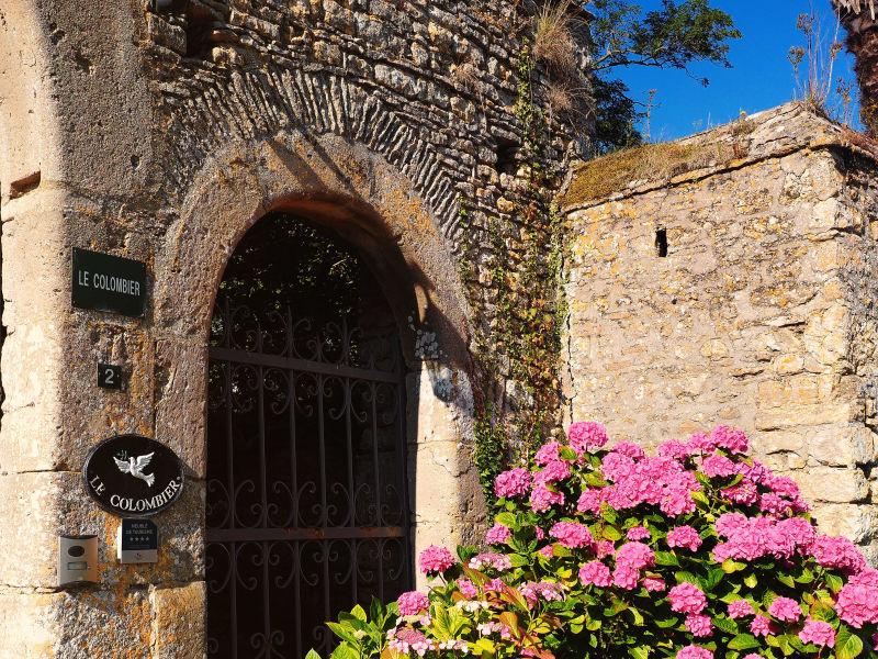 """Ferienhaus Chateau le Colombier """"Le Poirier"""""""