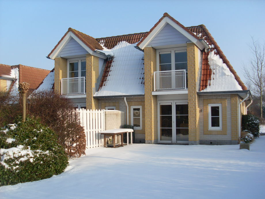 Winter in De Banjaard