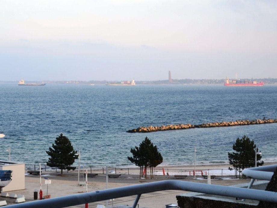 fantastischer Blick auf die Ostsee