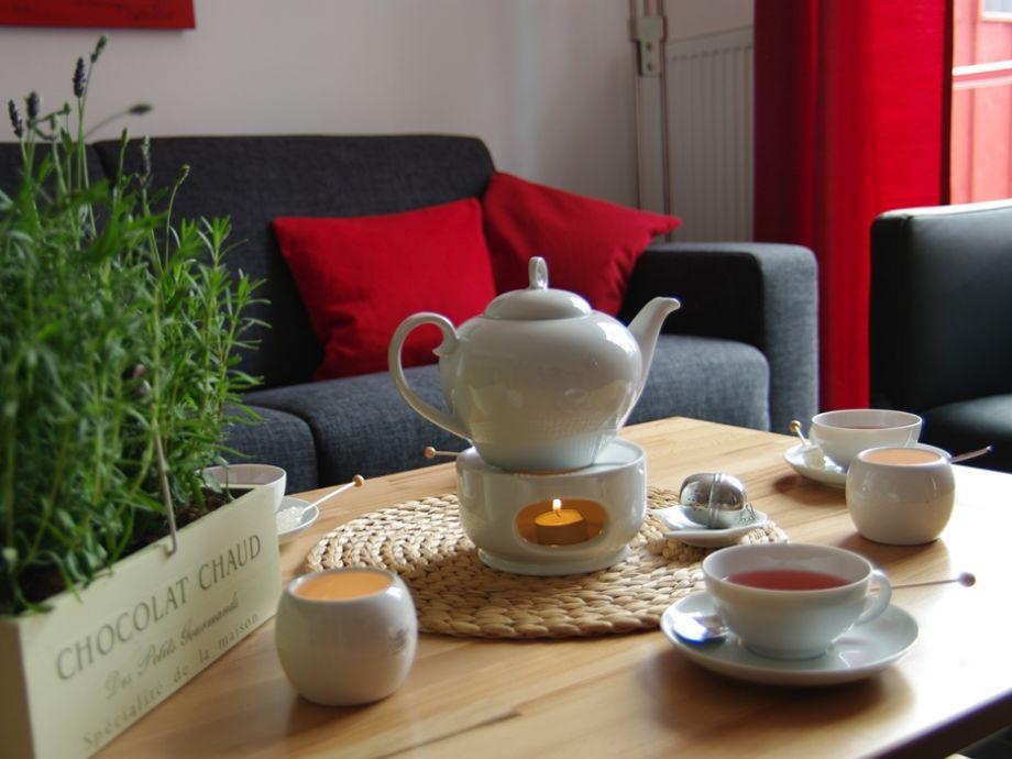 Tee gehört zu Ostfriesland ©