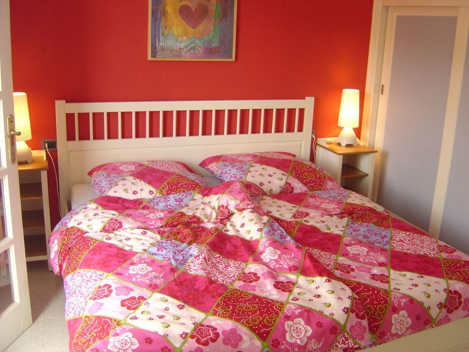 """Schlafzimmer """"Rojo"""""""