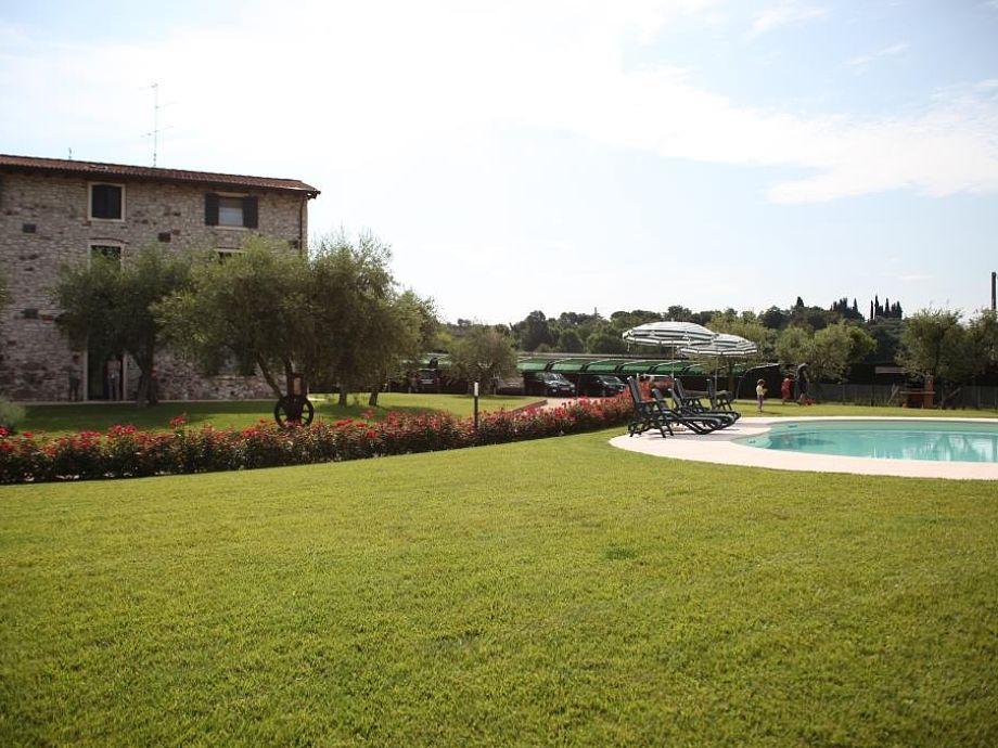 Landgut und Garten