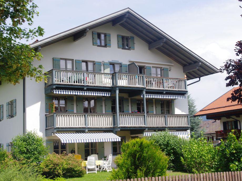 Wohnung Balko oben rechts 2.Stock