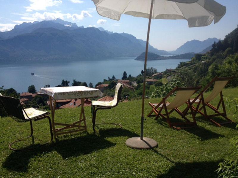 Ferienwohnung Casa Panoramica (mit Garten und Seeblick)
