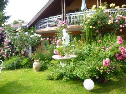 Rosengarten Ferienwohnung Bella Italia