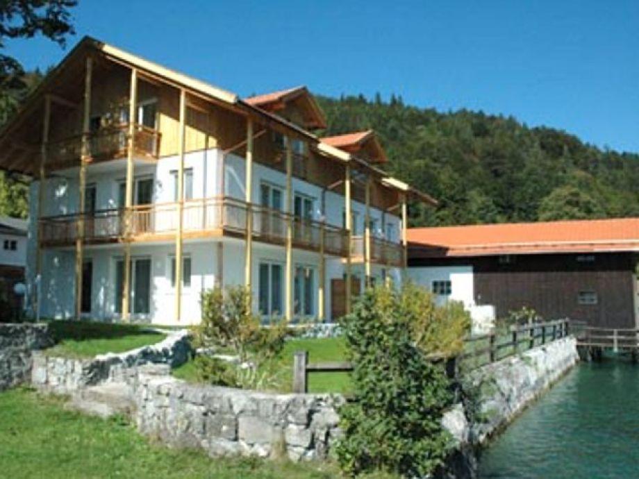 Das Seehaus außen
