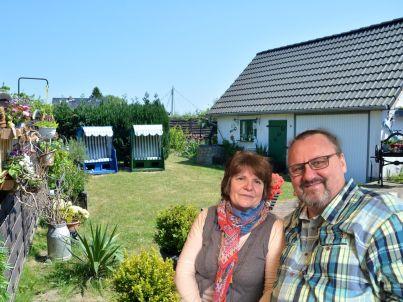 Ihr Gastgeber Axel und Cornelia Karbautzki