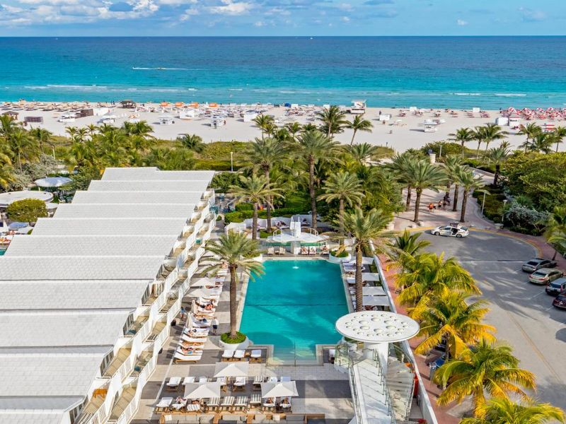 South Beach Miami Pool Villa