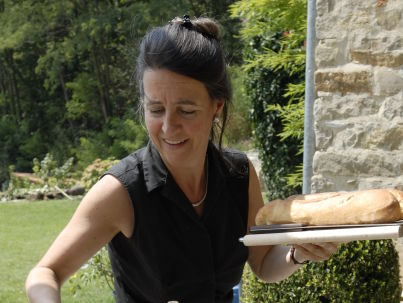 Ihr Gastgeber Suzanne Schneider-Gross