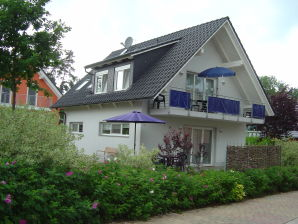 Ferienwohnung im OG im Haus Müritzblick 44