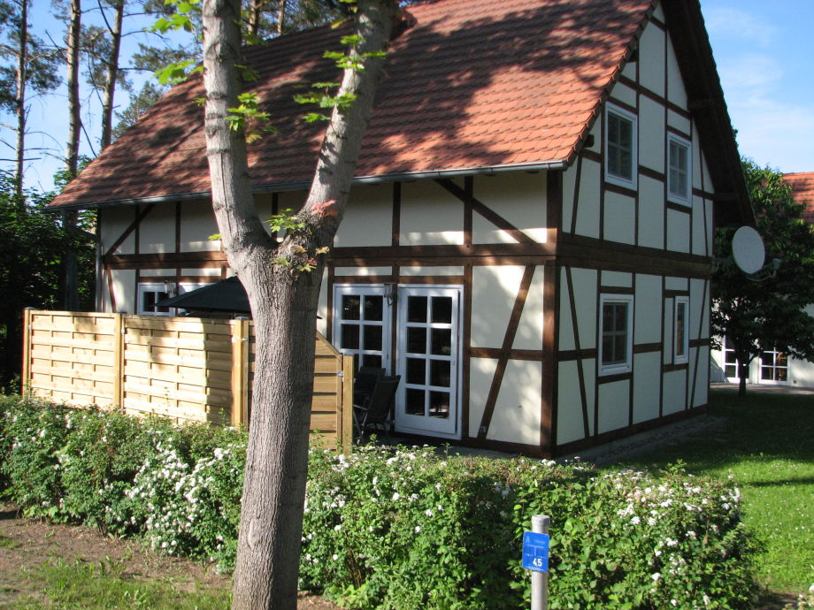 Ferienhaus an der Seetreppe