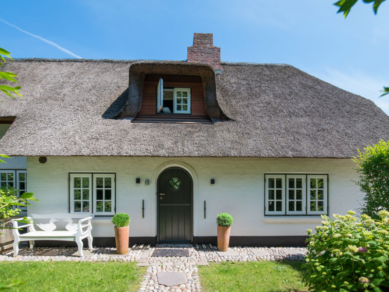 Ferienhaus Landhaus Treskersand, Hausteil