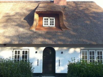 Landhaus Treskersand, Hausteil