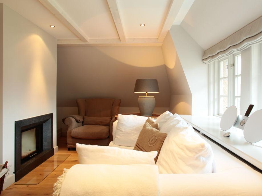 Ferienhaus klenterhof suite anno 1792 og sylt firma for Hochwertige einrichtung