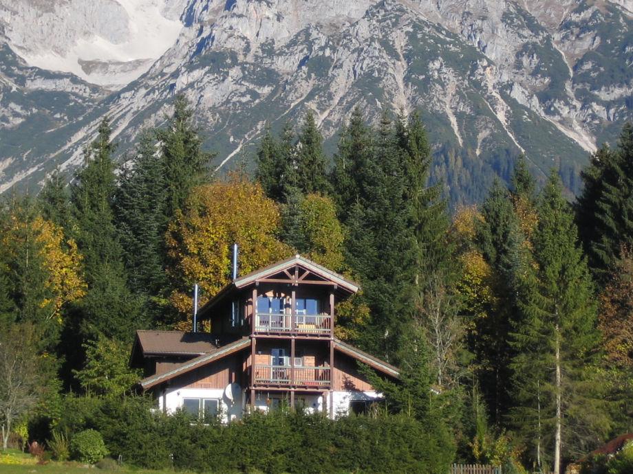 Haus Fichtenwald Südansicht