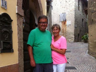 Ihr Gastgeber Helmut + Ulrike Wolkersdorfer