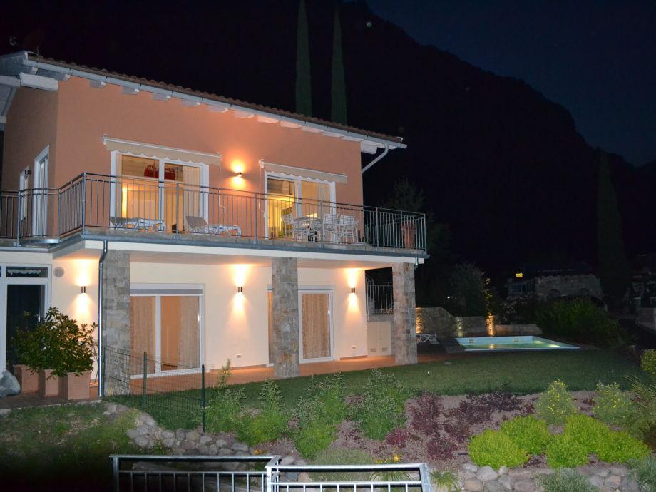 Casa Maddalena by Night
