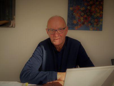 Ihr Gastgeber Gerhard Jensen