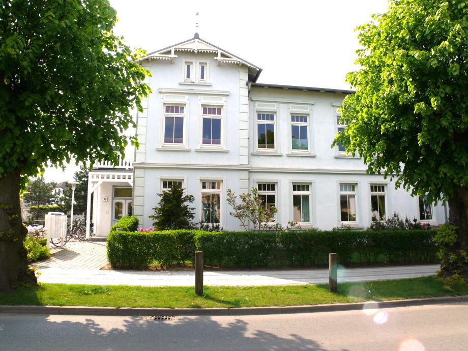 Apartment Villa Strandstraße 16