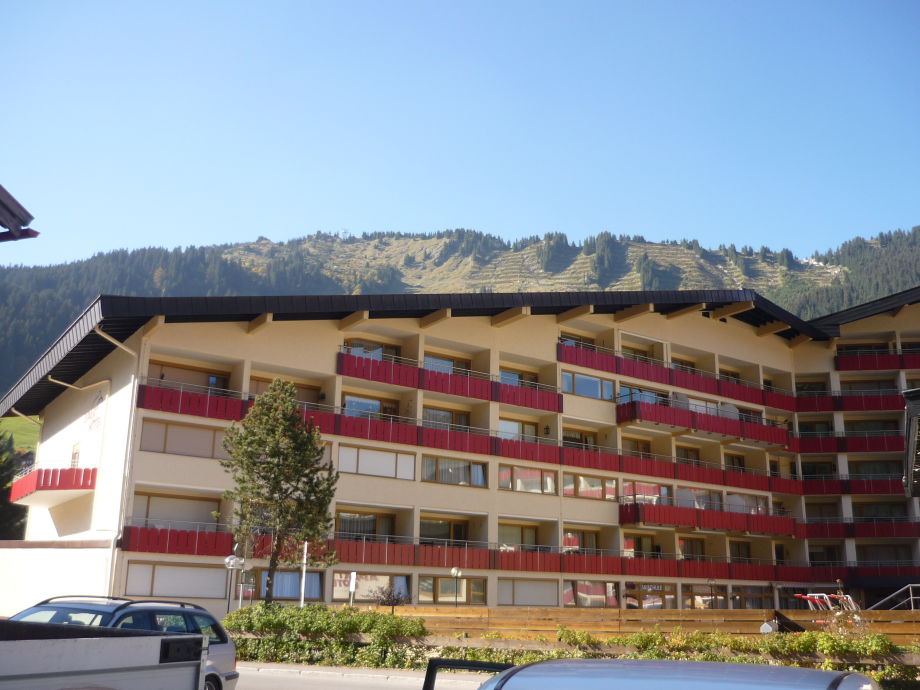Ferienwohnung antretter kleinwalsertal mittelberg for Appart hotel 45