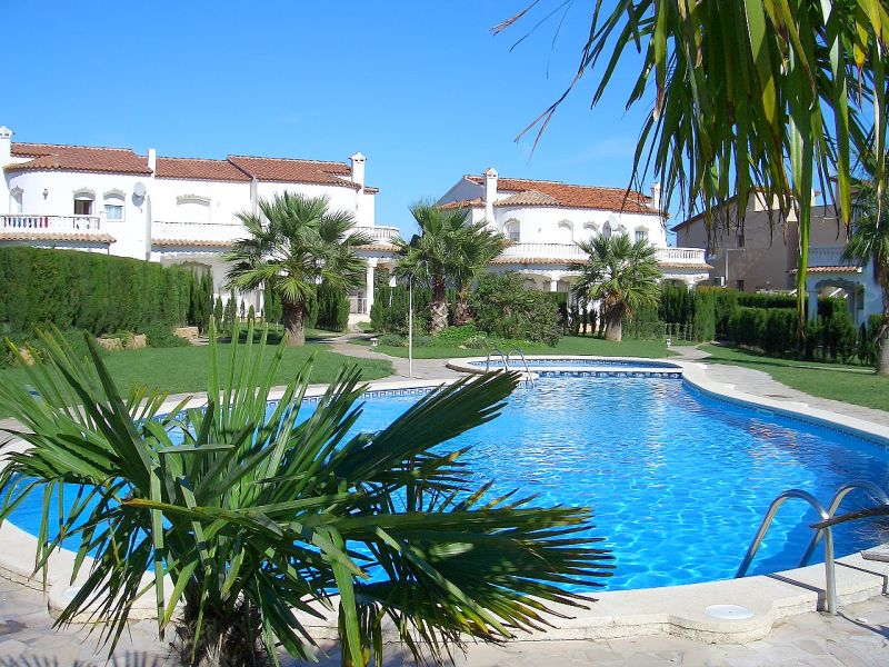 Holiday house in holiday resort Parc salida del Sol