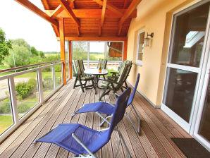 Ferienwohnung Haus Müritzbrise / Luxus-OG-Wohnung