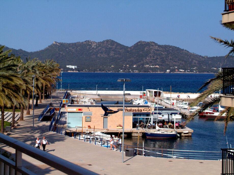 Ferienwohnung Fischerhafen von Cala Bona