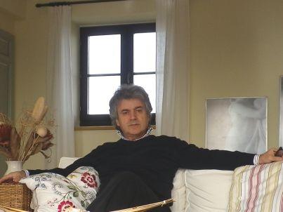 Ihr Gastgeber Pierino Polentini