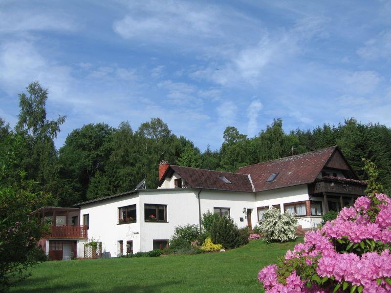 Ferienwohnung Smaragd im Haus am Wald II