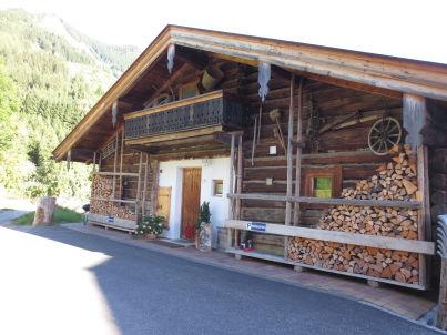Holzknechthütte
