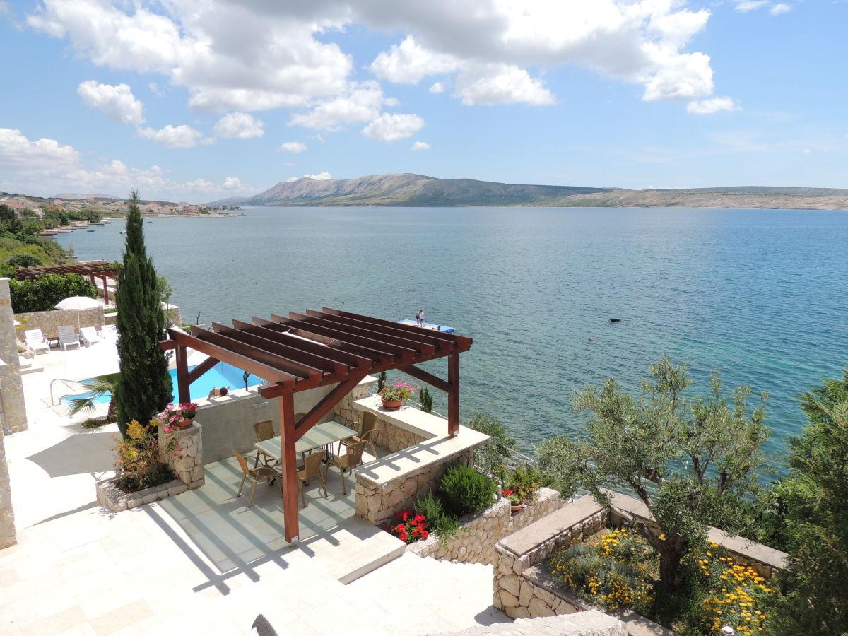 ferienwohnung rina kroatien firma ferienwohnung rina villa mit pool und strand frau tanja. Black Bedroom Furniture Sets. Home Design Ideas