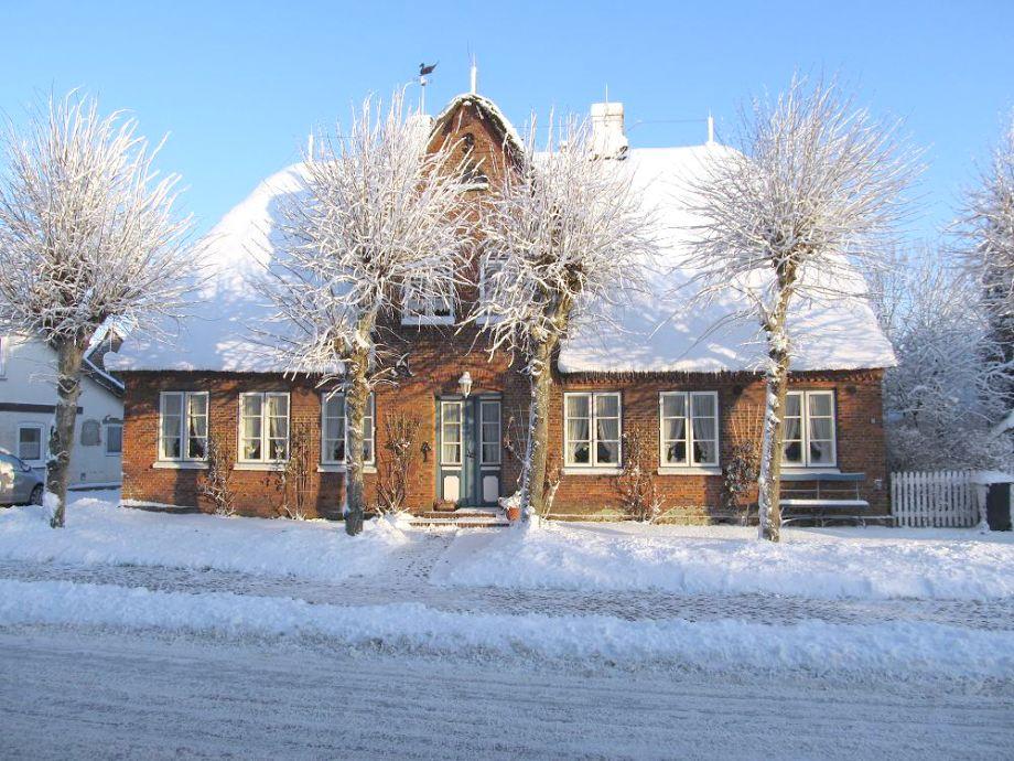 Aussenaufnahme mit viel Schnee