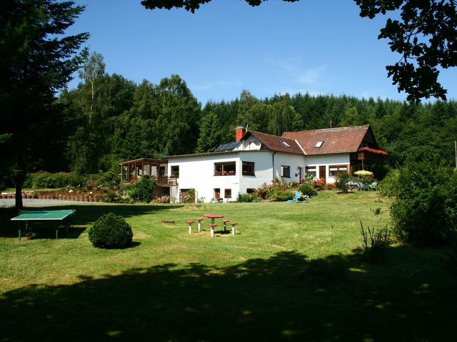 Haus am Wald - ein Ferienparadies