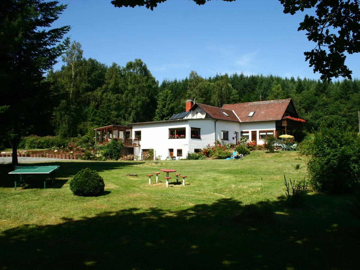 Ferienwohnung Amethyst im Haus am Wald I Hunsrück Firma