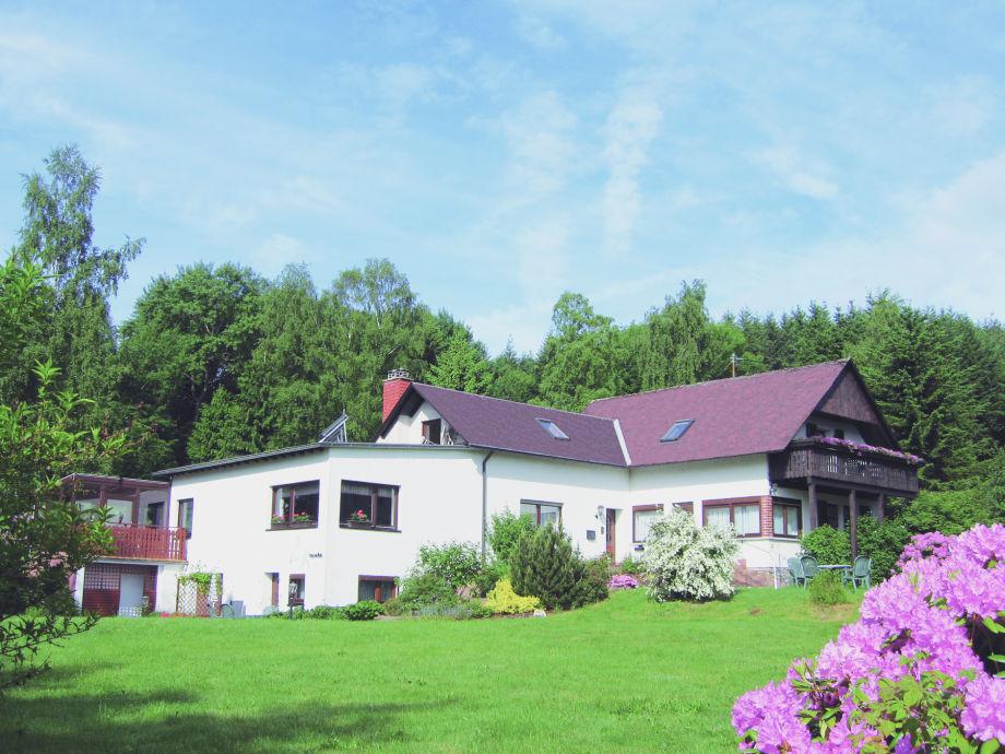 Haus am Wald ein Ferienparadies
