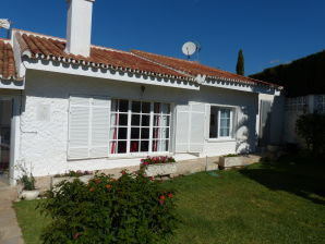 Holiday house Beachvilla in Marbella on the sandy beach