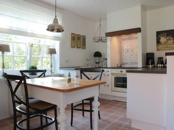 Landhaus Greetsiel - Hausteil B, Nordsee - Frau Angelika Rohde