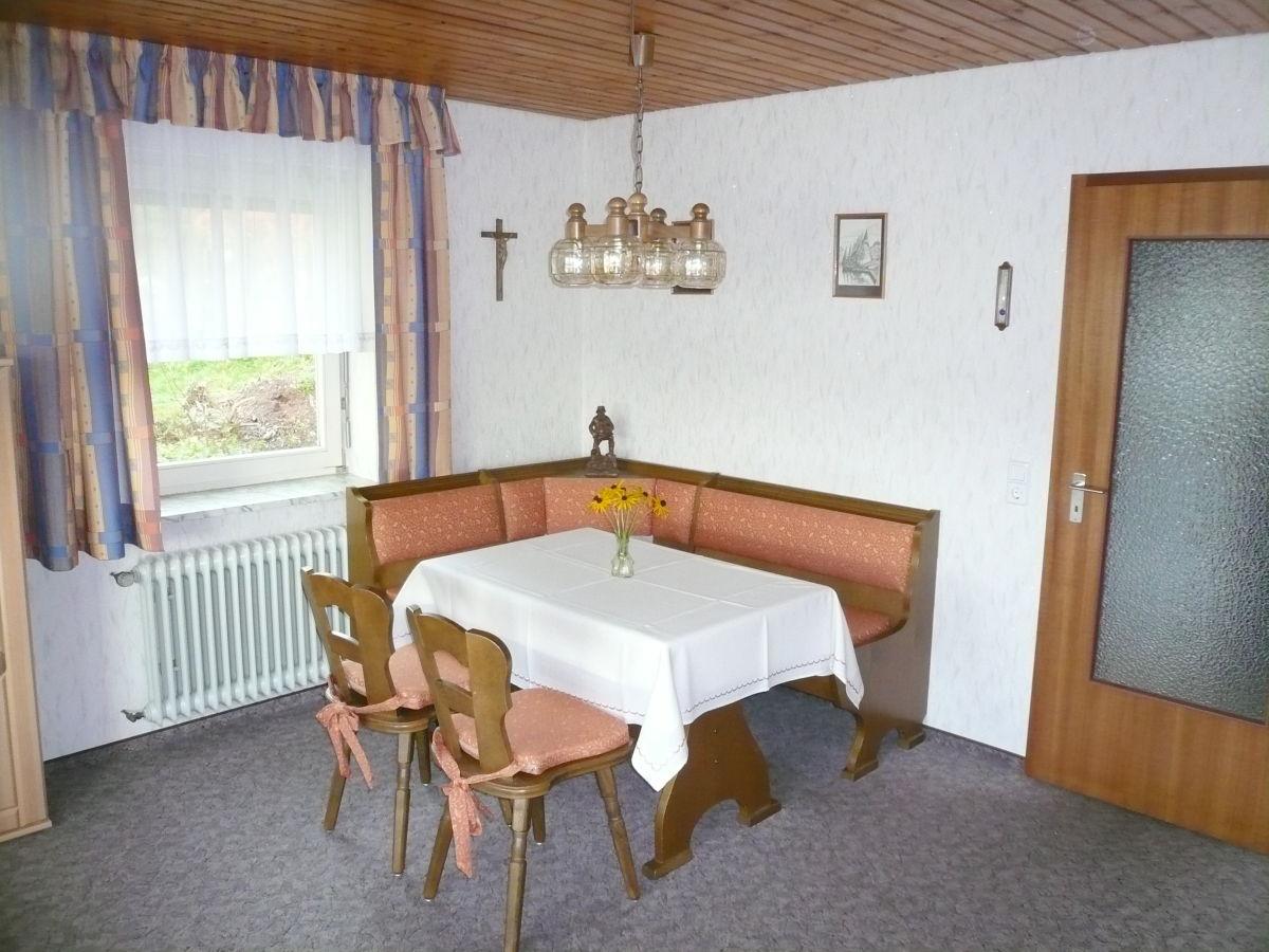 Ferienwohnung fischer eisenbach firma ferienwohnung fischer herr manfred fischer - Essecke wohnzimmer ...