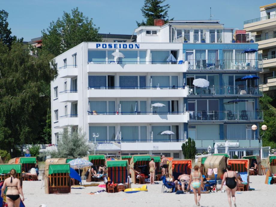 Wohnen in der ersten Reihe direkt am Strand