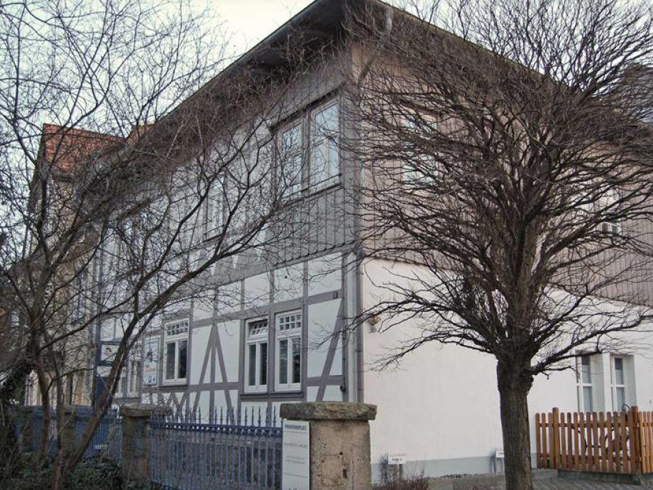 """Außenaufnahme 5 """"Haus zur Stadtecke"""""""