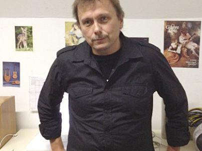 Ihr Gastgeber Frank Nagel