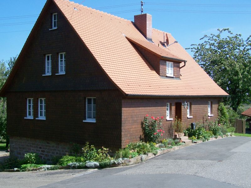 Ferienhaus Elztalblick Wohnung 1